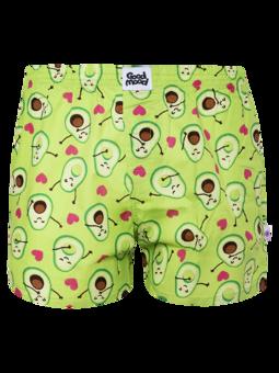 Men's Boxer Shorts Avocado Love