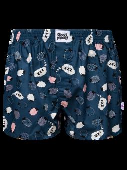 Men's Boxer Shorts Counting Sheep