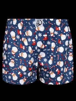 Lustige Shorts für Männer Weihnachtsmann