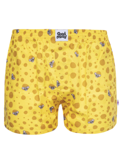 Men's Boxer Shorts Cheese