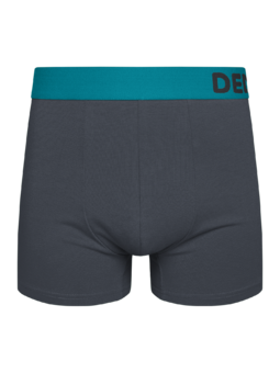 Antracitovo sivé pánske boxerky