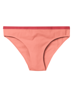 Peach Orange Women's Briefs