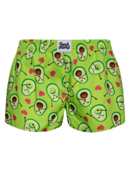 Women's Boxer Shorts Avocado Love