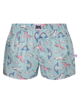 Women's Boxer Shorts Unicorn