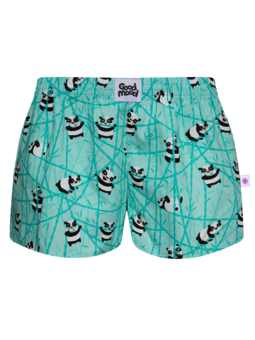 Women's Boxer Shorts Panda