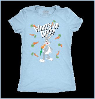 Women's T-Shirt Bugs Bunny™ - Carrot
