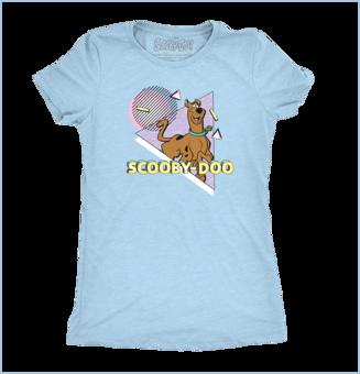 Dames-T-shirt Scooby Doo™ - Geometry