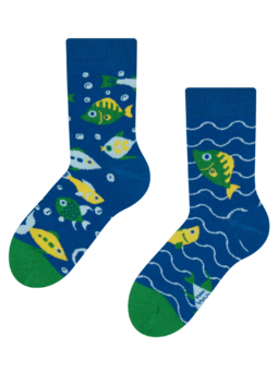 Kids' Socks Aquarium Fish