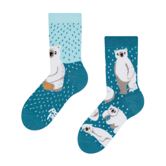 Kids' Socks Polar Bears