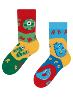 Kids' Socks First Letters