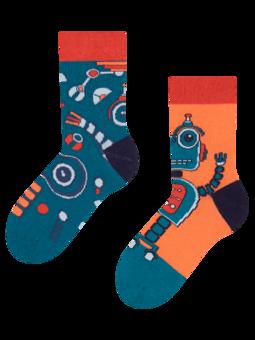 Kids' Socks Robot