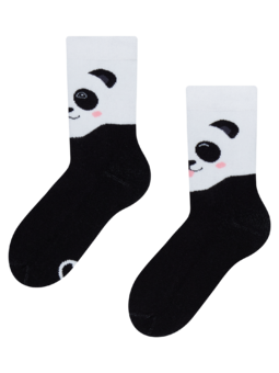 Kids' Warm Socks Happy Panda