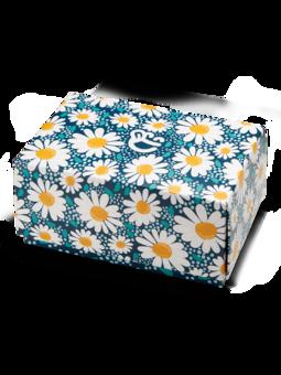 Klasická dárková krabička Květ sedmikrásky