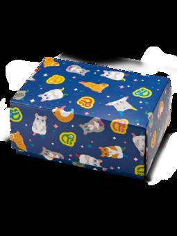 Coffret cadeau classique Hamster