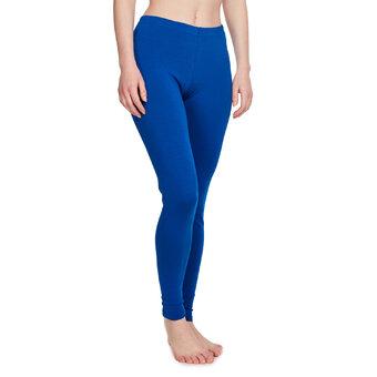 Leggings di cotone Blu scuro