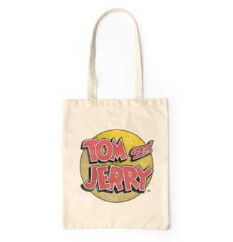 Borsa di tela Tom & Jerry ™ Logo