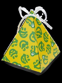 Pyramídová darčeková krabička Dedoles