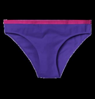 Indigo Purple Women's Briefs