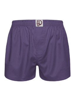 Dark Violet Men's Boxer Shorts