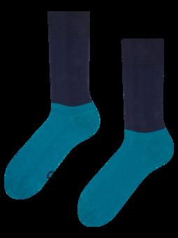 Temno modre nogavice Ravnotežje