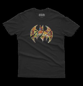 T-Shirt DC Comics™ Batman Fragments