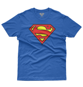 T-Shirt DC Comics Superman Logo