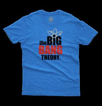 T-Shirt The Big Bang Theory™ Logo
