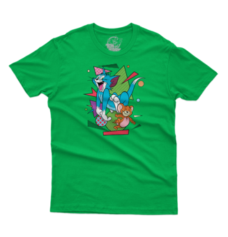 T-shirt Tom & Jerry™ - Geometry