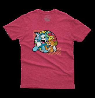 Tričko Tom a Jerry™ Priateľstvo