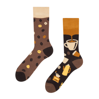 Bamboo Regular Socks Coffee Beans