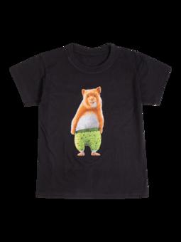 Wesoły T-shirt damski Dedoles chomik