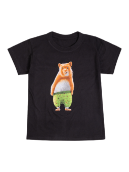 Veselé detské tričko Dedoles škrečok