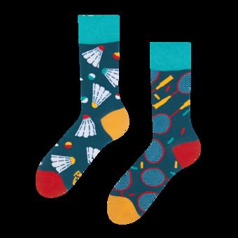 Vesele čarape Badminton