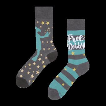 Veselé ponožky Harry Potter ™ Svobodný skřítek Dobby