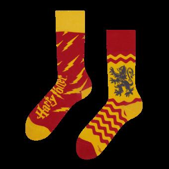 Vrolijke sokken Harry Potter ™ Griffoendor