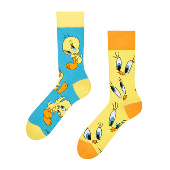 Veselé ponožky Looney Tunes ™ Rozkošný Tweety