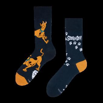 Scooby Doo ™ Regular Socks Footptrints