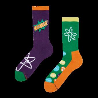 Good Mood Sport Socks The Big Bang Theory™ - Bazinga