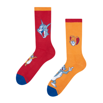 Good Mood Sport Socks Tom and Jerry™ - Stars