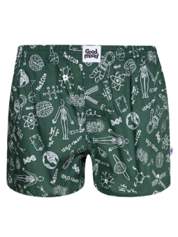 Men's Boxer Shorts Physics vs. Chemistry