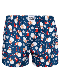 Men's Boxer Shorts Santa Claus