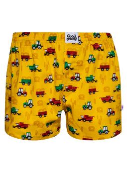 Men's Boxer Shorts Tractor