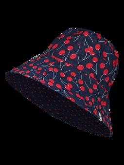 Sombrero alegre de pescador para mujer Cerezas