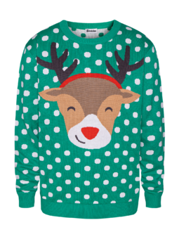 Christmas Sweater Rudolph