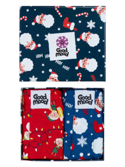 Vianočná darčeková krabička pánskych treniek