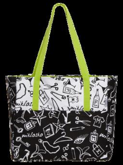 Veselá plážová taška Miklosko pro Dedoles