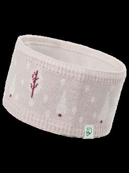 Lustiges gestricktes Stirnband für Frauen Schneeland