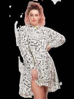 Robe-chemise rigolote Miklosko & Dedoles