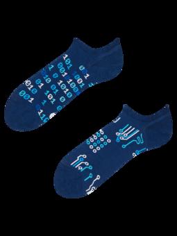 Veselé ponožky do tenisiek IT
