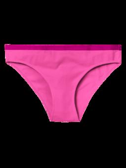 Neónovo ružové dámske nohavičky